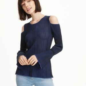 NWOT • Club Monaco • Menditha Bell Sleeve Sweater